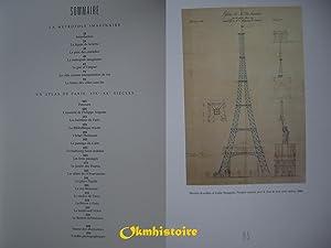 La Métropole imaginaire. Un atlas de Paris: FORTIER ( Bruno )