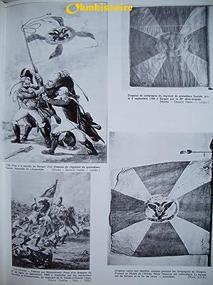 Aigles de Napoléon contre drapeaux du tsar, 1799, 1805-1807, 1812-1814. (Drapeaux russes ...