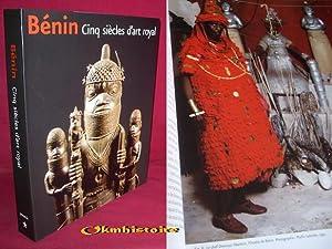 Bénin : Cinq siècles d'art royal: PLANKENSTEINER ( Barbara ).