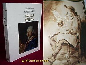 Pastels et dessins : Musée Cognac-Jay, musée: BUROLLET ( Thérèse