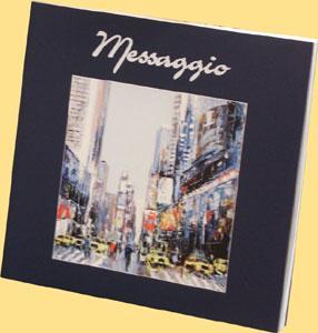 MESSAGGIO: MESSAGGIO