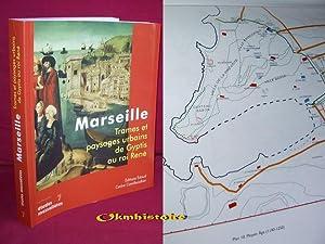MARSEILLE : Trames et paysages urbains de: Collectif [ Edisud