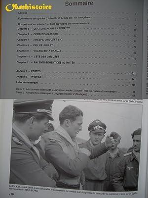 """Dans le ciel de France : HISTOIRE DE LA JG 2 """" RICHTHOFEN """" . -------- Tome 2 ( 1941 ): ..."""