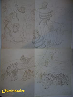 La Divine Comédie de Dante illustrée par Botticelli: Dante Alighieri [ Traduction et ...