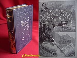 Les voyages extraordinaires -------------- [ Jules Verne / jean de Bonnot ] ---- Tome 28 : C&...