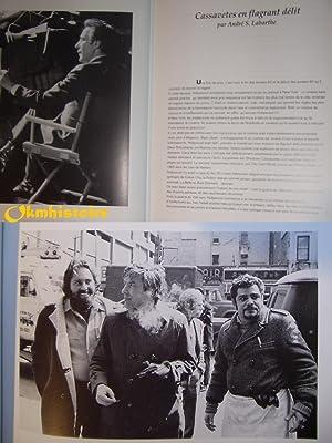 JOHN CASSAVETES. Autoportraits ------- [ Photos de Sam & Larry SHAW ]: CARNEY ( Ray ) [ Propos ...