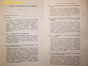 LES ORIGINES DU DUCHÉ DE BOURGOGNE . --------- Volume 1 [ 1ère partie , HISTOIRE ...