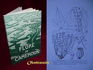 Flore du Cameroun ----- N° 10 ,: JACQUES-FÉLIX ( Jacques