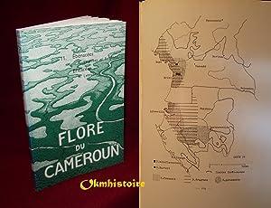 Flore du Cameroun ----- N° 11 ,: LETOUZEY ( Renè