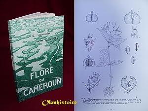 Flore du Cameroun ----- N° 12 ,: LEEUWENBERG ( A.J.M.
