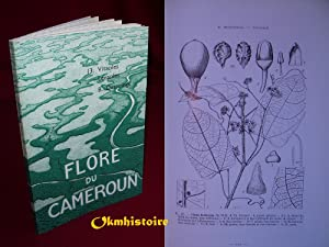 Flore du Cameroun ----- N° 13 ,: DECOINGS ( Bernard