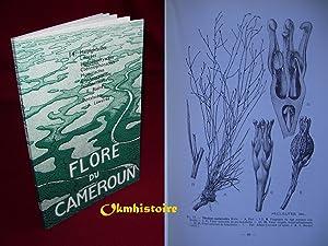 Flore du Cameroun ----- N° 14 ,: BADRÉ ( André