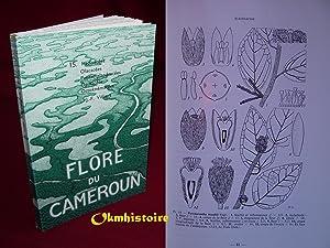 Flore du Cameroun ----- N° 15 ,: VILLIERS ( Jean-François