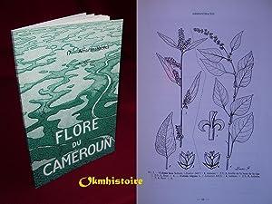 Flore du Cameroun ----- N° 17 ,: CAVACO ( A.