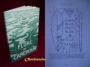 Flore du Cameroun ----- N° 18 ,: LETOUZEY ( René
