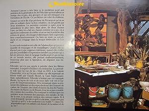 Jef Friboulet - Quarante ans de peinture ou l'aventure d'un autodidacte,: MAZARS ( Pierre...