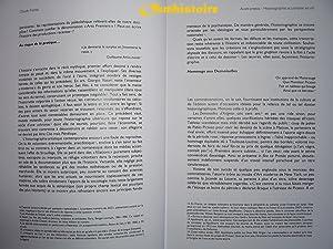 20/21. siècles, N° 5 : Histoire et historiographie : L'art du second XXe si&...