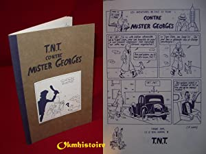 T.N.T. contre Mister Georges ---- [ Tintin pirate ]