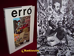 ERRO catalogo generale // ERRO. Catalogue raisonné 1944 - 1976. ----------- [ ...