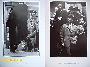 Paris-Londres, London-Paris 1952-1962: HORVAT ( Frank )