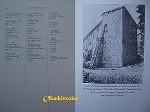 Villages de l' Ain. [ L'AIN sous la plume d'Emile Bocquillod ] ------ 2 Volumes reli...