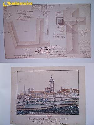 Iconographie de la cathédrale d'Angoulème de 1575 à 1880. ------- 2 ...