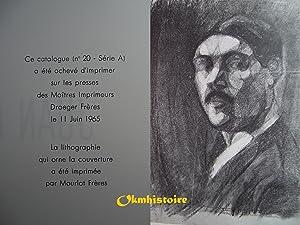 JUAN GRIS : Dessins et gouaches, 1910-1927. Préface par Daniel-Henry.: KAHNWEILER ( ...