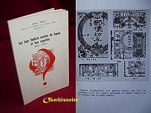 Les faux timbres du japon et leur expertise . 1871- 1875: GÉLY ( André )
