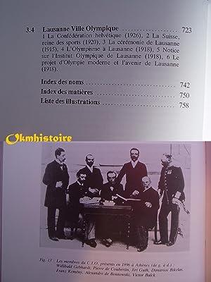 Pierre de Coubertin, Textes Choisis ------- TOME 2 , OLYMPISME: COUBERTIN ( Pierre de ) [ ...