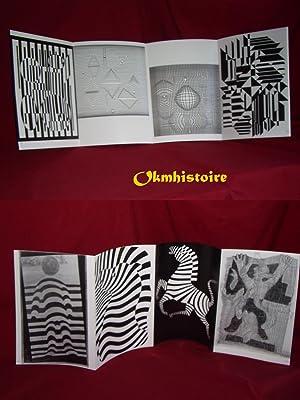 VASARELY - Recueil de planches en porte-folio sous étui: VASARELY ( Victor )