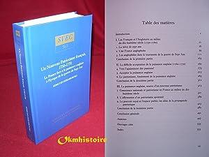 Un nouveau patriotisme français, 1750-1770 : La France face à la puissance anglaise &...