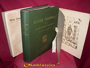 Oliver Cromwell. ------- Original Limited edition : 2 volumes in slip case