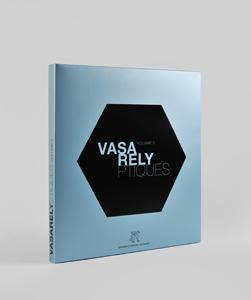 Les Vasarelyptiques – [ VASARELY ] Volume 3: Michel Seuphor [ Victor Vasarely ]