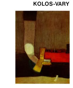 Sigismond Kolos-Vary --------- [ Edition Française ]: BRION ( Marcel