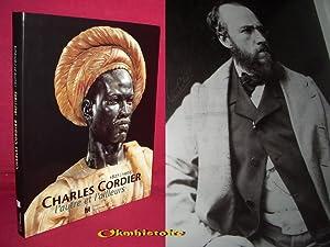 Charles Cordier ( 1827-1905 ) : L'autre et l'ailleurs: MARGERIE ( Laure de ) [ sous la ...