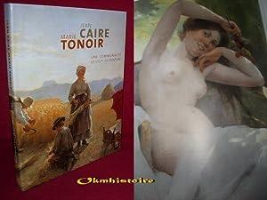Jean Caire et Marie Tonoir : Une communauté de vie et de peinture: HOMPS-BROUSSE ( Hélène )
