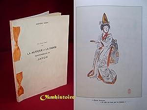 Un coup d'oeil sur la musique et la danse traditionnelles au Japon: MORITA ( Geneviève. )