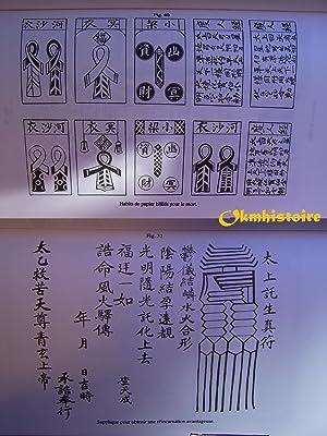 Recherches sur les superstitions en Chine -------- 1ère partie , 5 Volumes : Pratiques ...