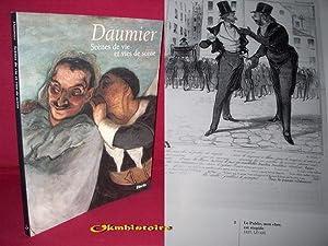 DAUMIER - Scènes de vie et vies de scène: DAUMIER - Zugazagoitia ( Julian ) [ sous la...