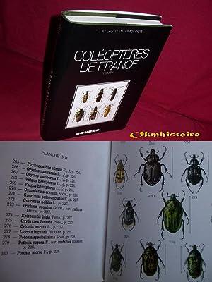 Atlas des Coléoptères de France , Belgique: AUBER ( Luc