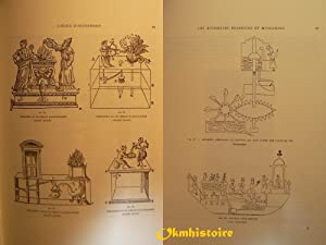 Le Monde des Automates . Etude historique et Technique . ------ TOME 1 seul --------- [ Ré...