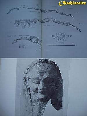 Les sanctuaires et les cultes du mont Cynthe à Délos.: PLASSART ( André. )
