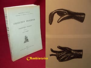 COLLECTION FROEHNER - Volume 1 : INSCRIPTIONS GRECQUES