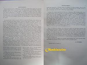 Manuscrits orientaux. Catalogue des manuscrits éthiopiens ( gheez et amharique ) de la ...
