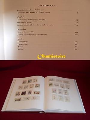 André Masson . Catalogue raisonné des livres illustrés: SAPHIRE ( Lawrence ) &...