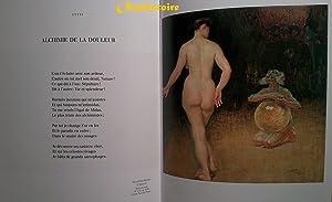 Les Fleurs du Mal . ------ [ Edition Illustrée par la peinture symboliste et dé...