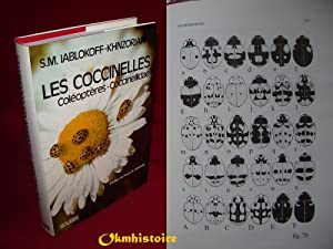 Les coccinelles - Coléoptères - Coccinellidae .: IABLOKOFF-KHNZORIAN ( S.M.
