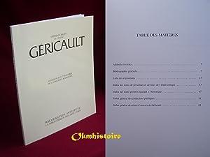Théodore Géricault . Étude critique, documents et catalogue raisonné. -...