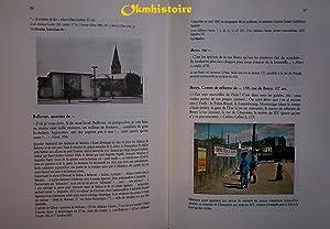 A la ronde du grand Paris - [ Paris Céline ] - Dictionnaire des lieux de Paris et de sa ...