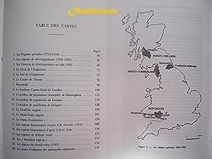 L'Aménagement du territoire en Grande-Bretagne: MOINDROT ( Claude )